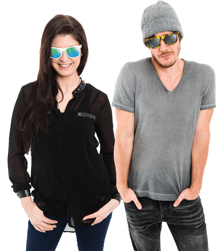 Blacksheep Eyewear - Fashion Sonnenbrillen