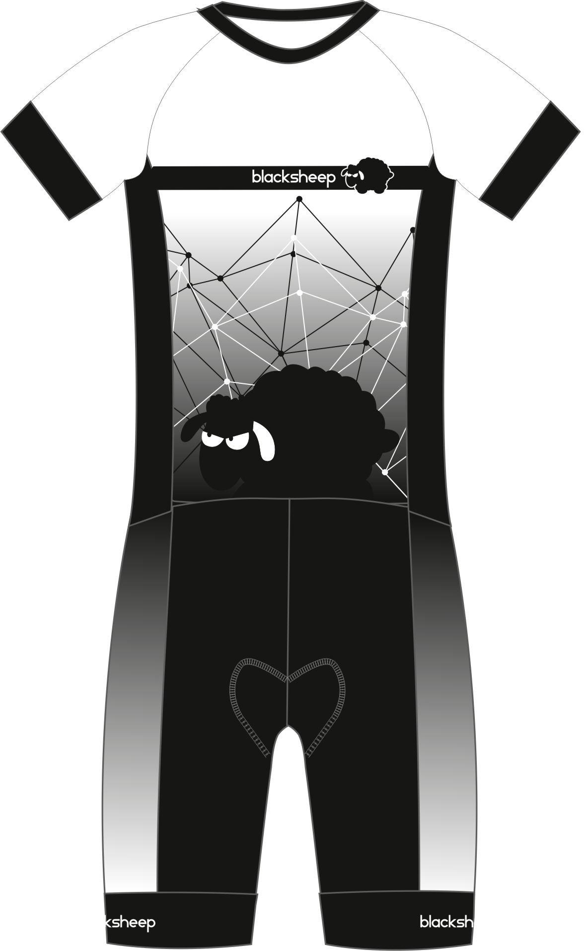 Blacksheep-Triathlon-Anzug